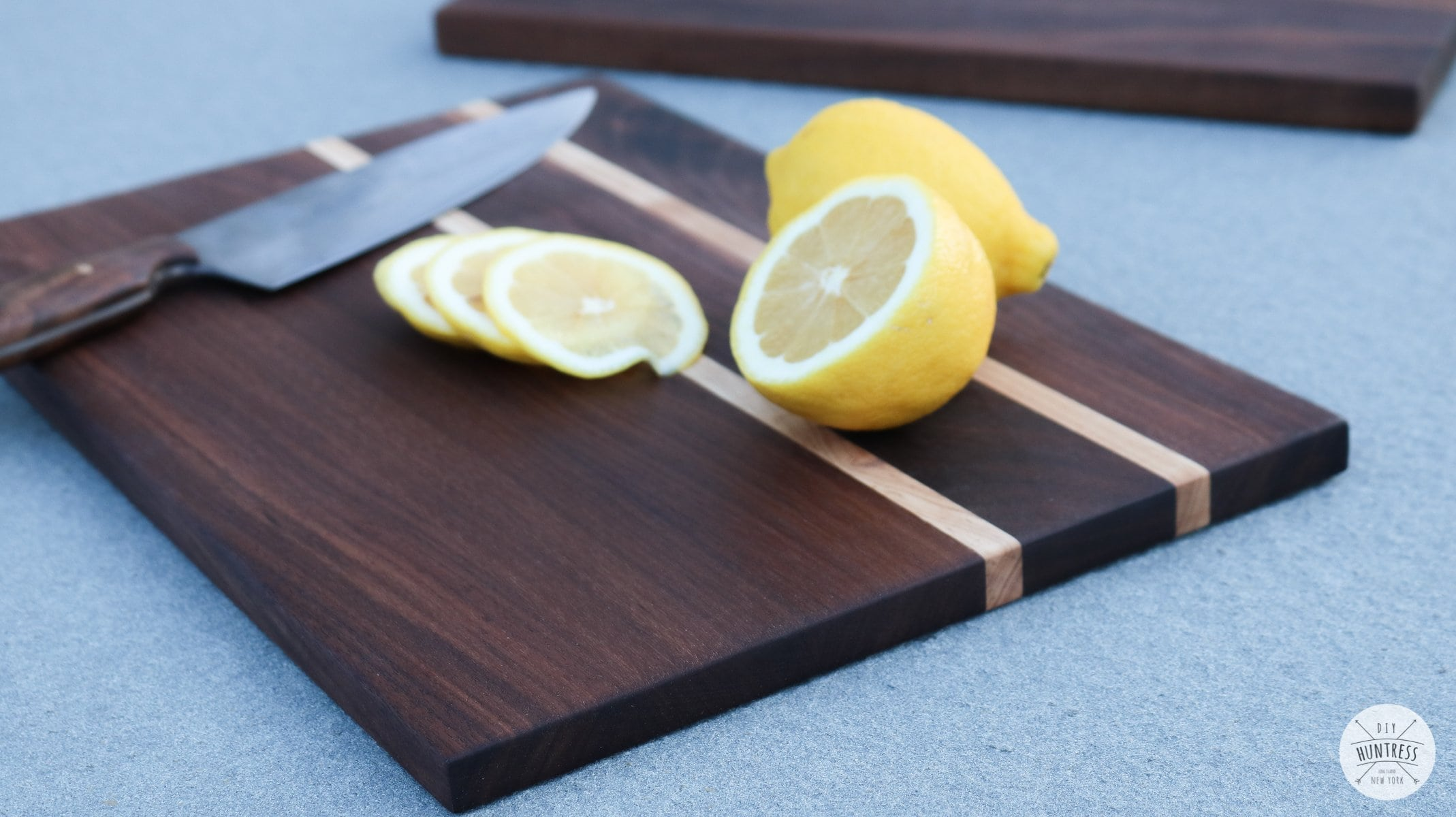 diy cutting board