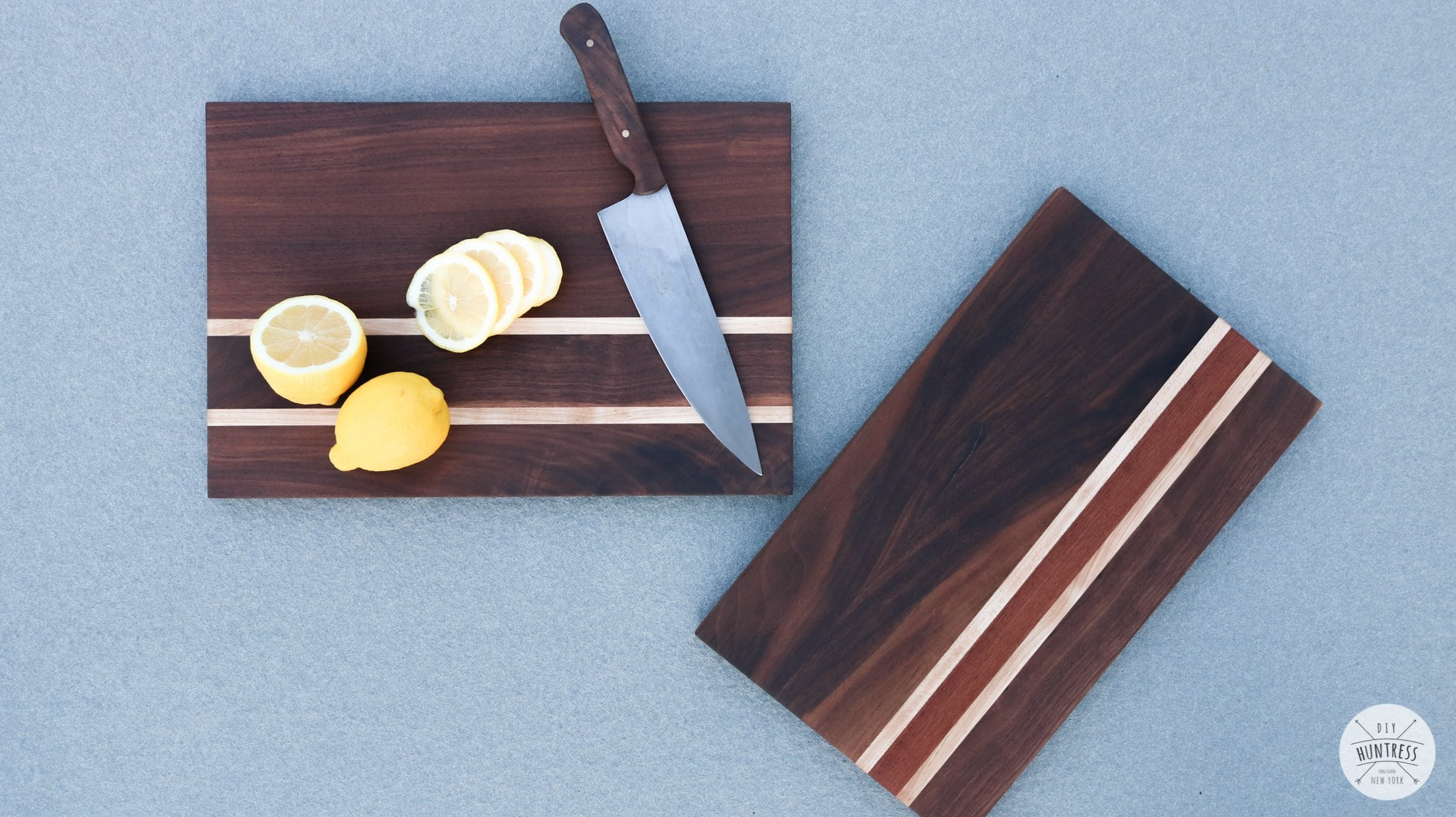 how to make cutting board without a planer