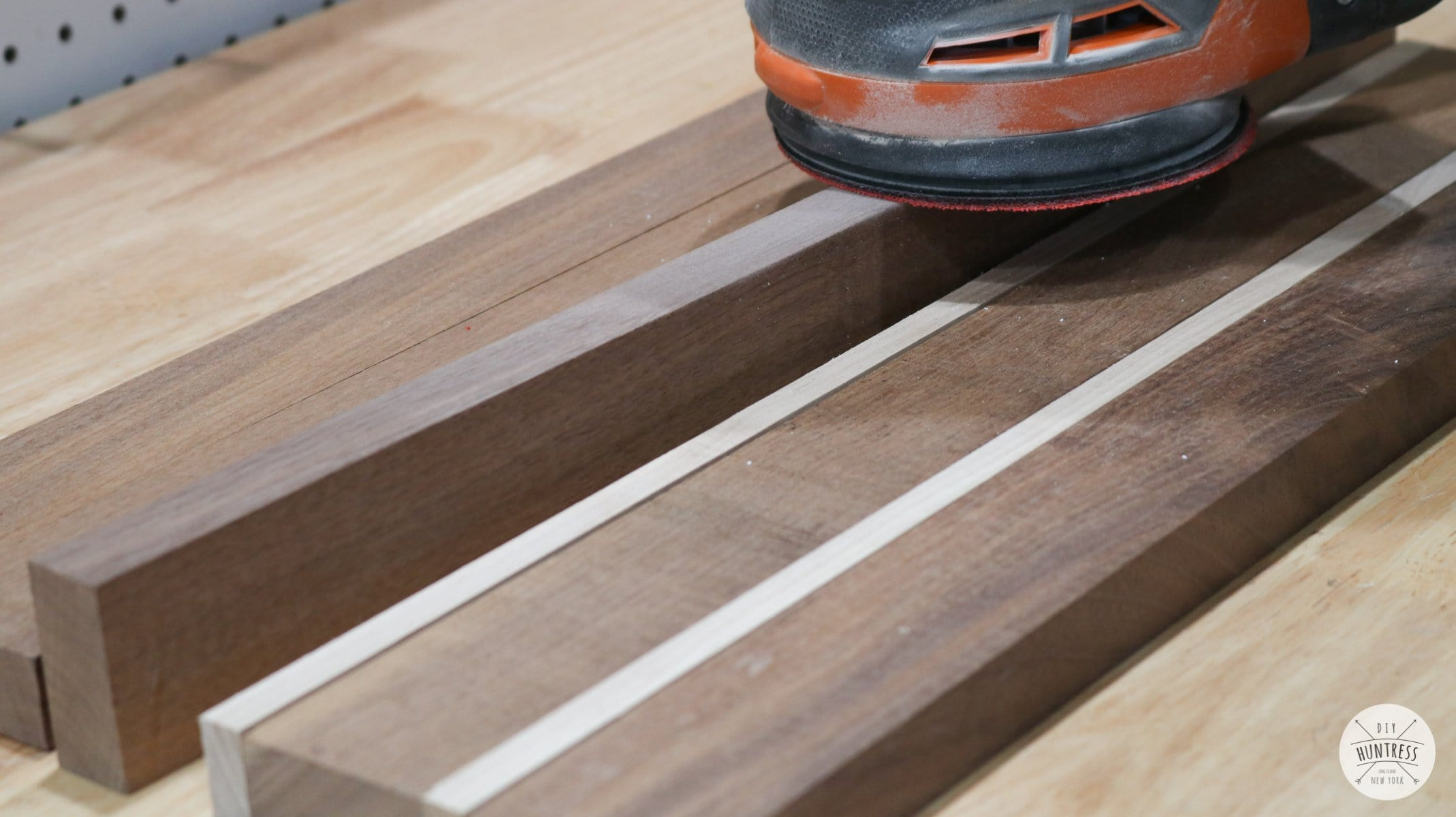 how to square boards without a planer