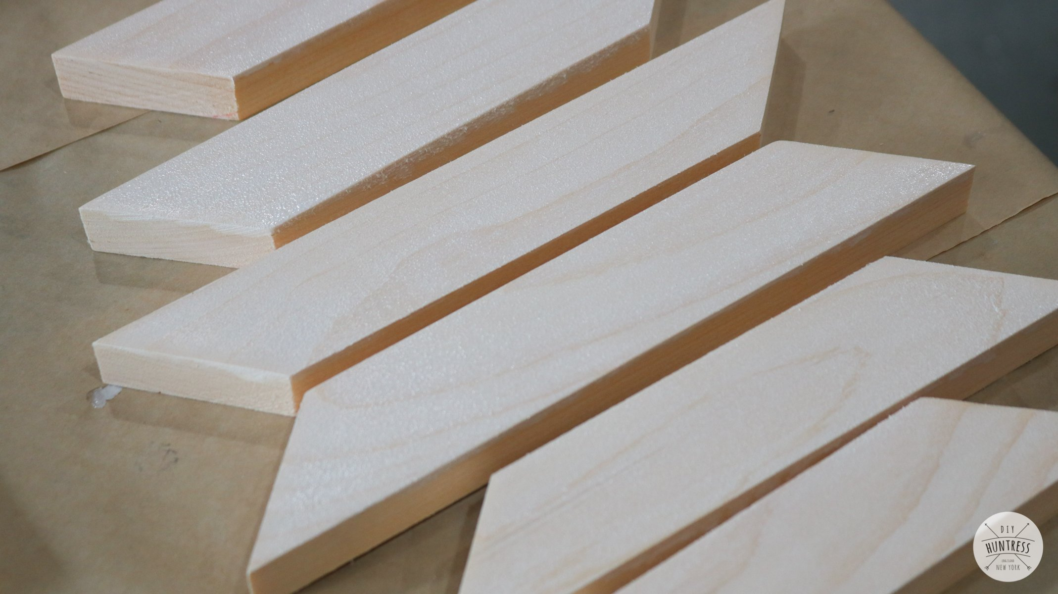 white wood stain
