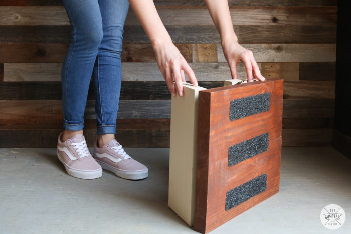 diy folding step stool