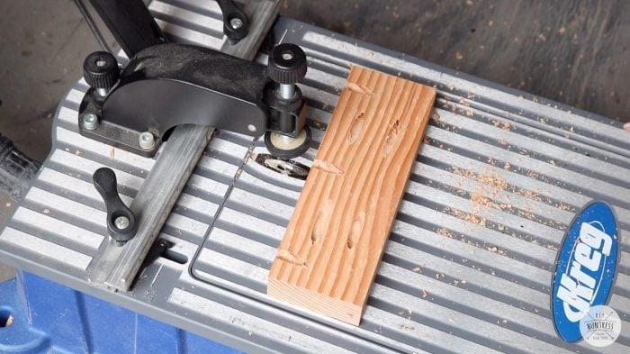 how to drill pocket holes