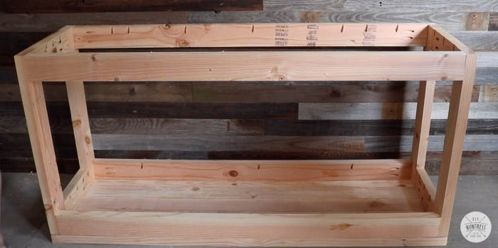 how to build wooden box