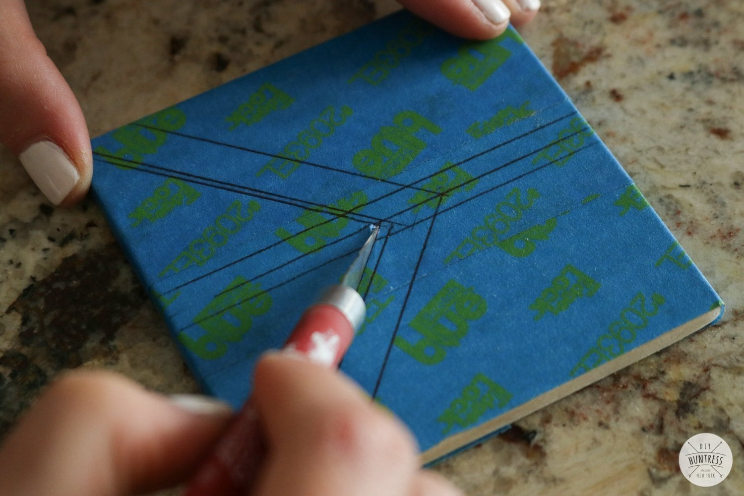 how to make custom design with x-carve