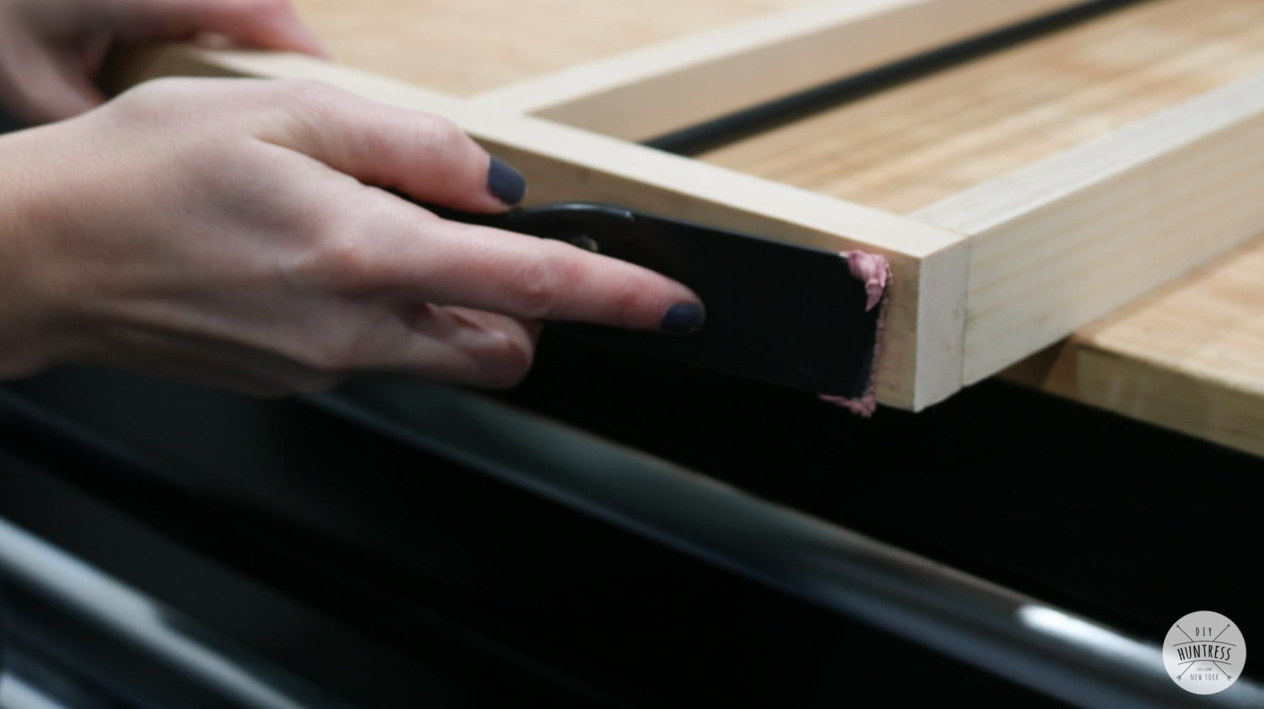 how to fill holes in wood