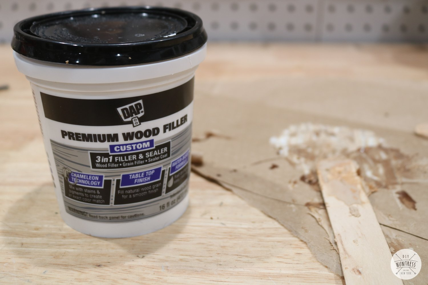 DAP Premium Wood Filler