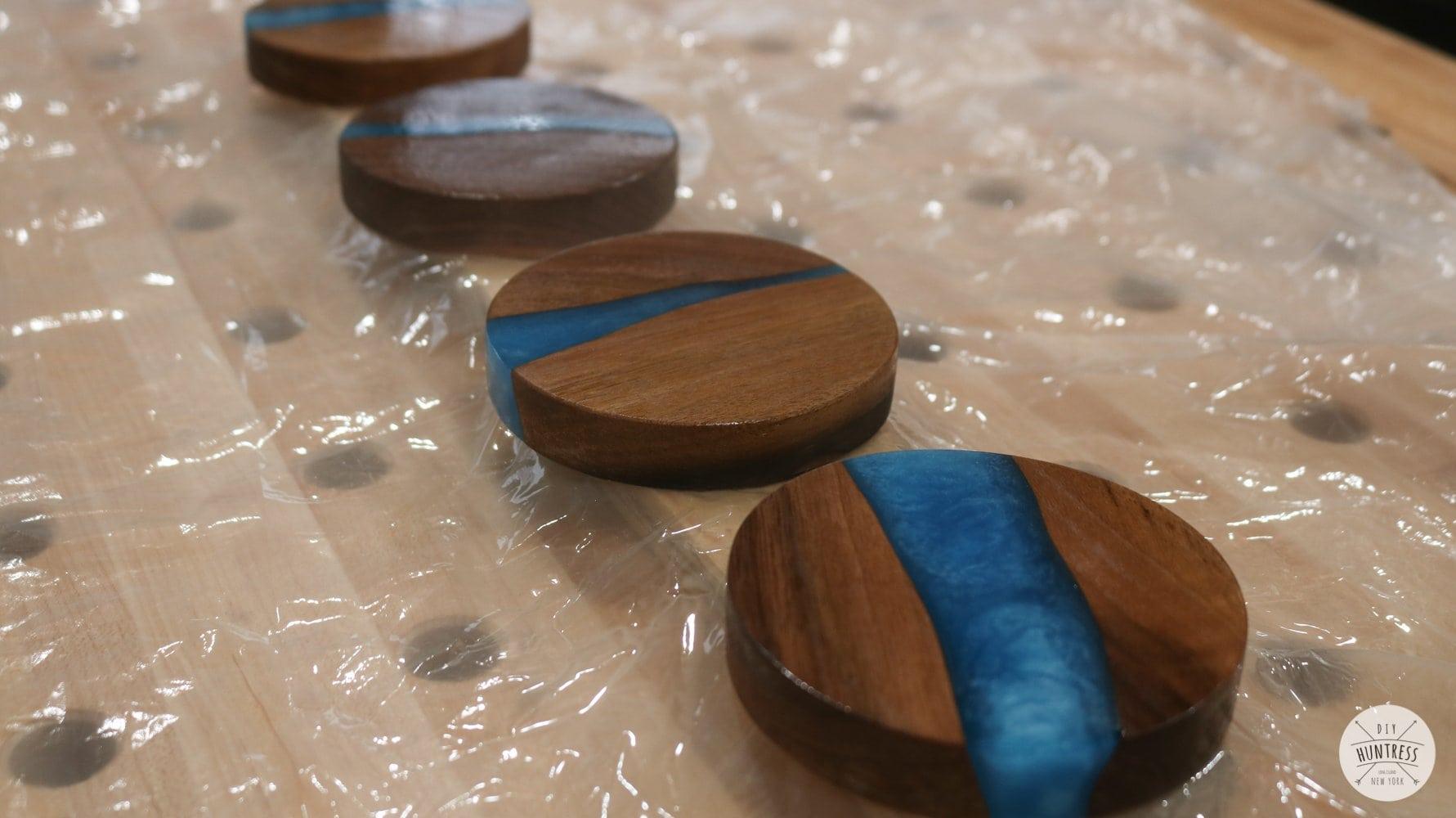 sealing coasters
