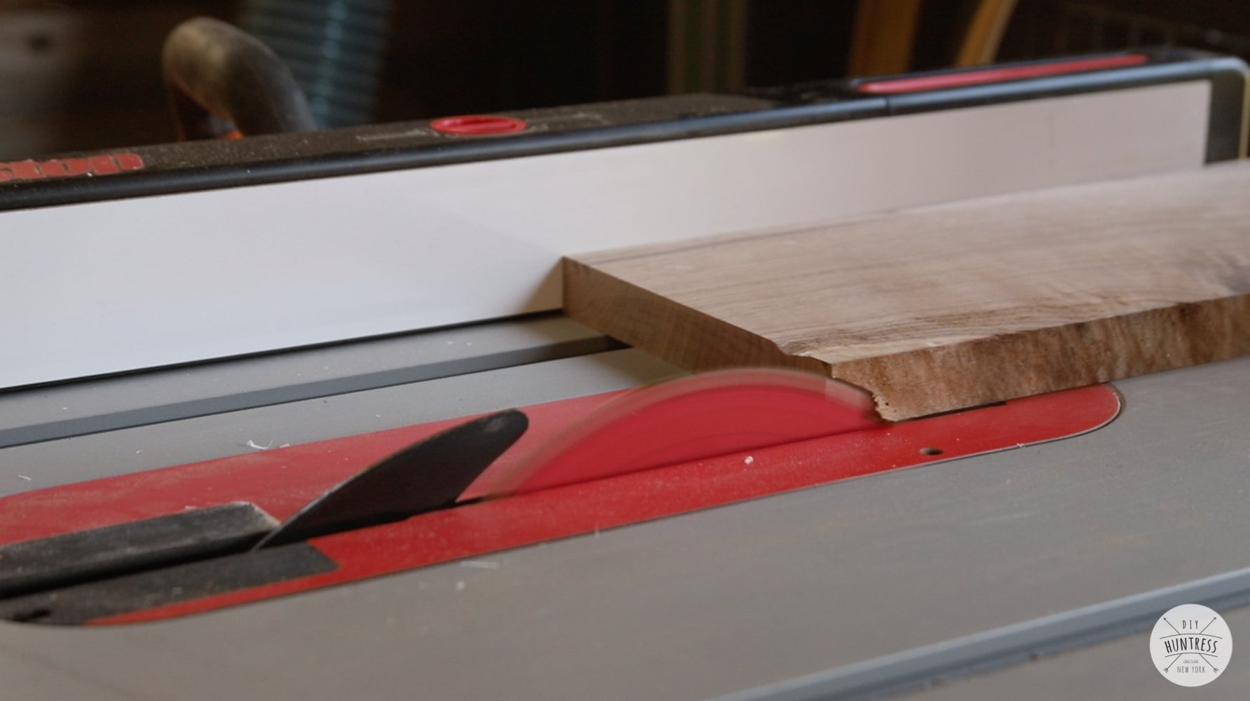 squaring wood without a jointer