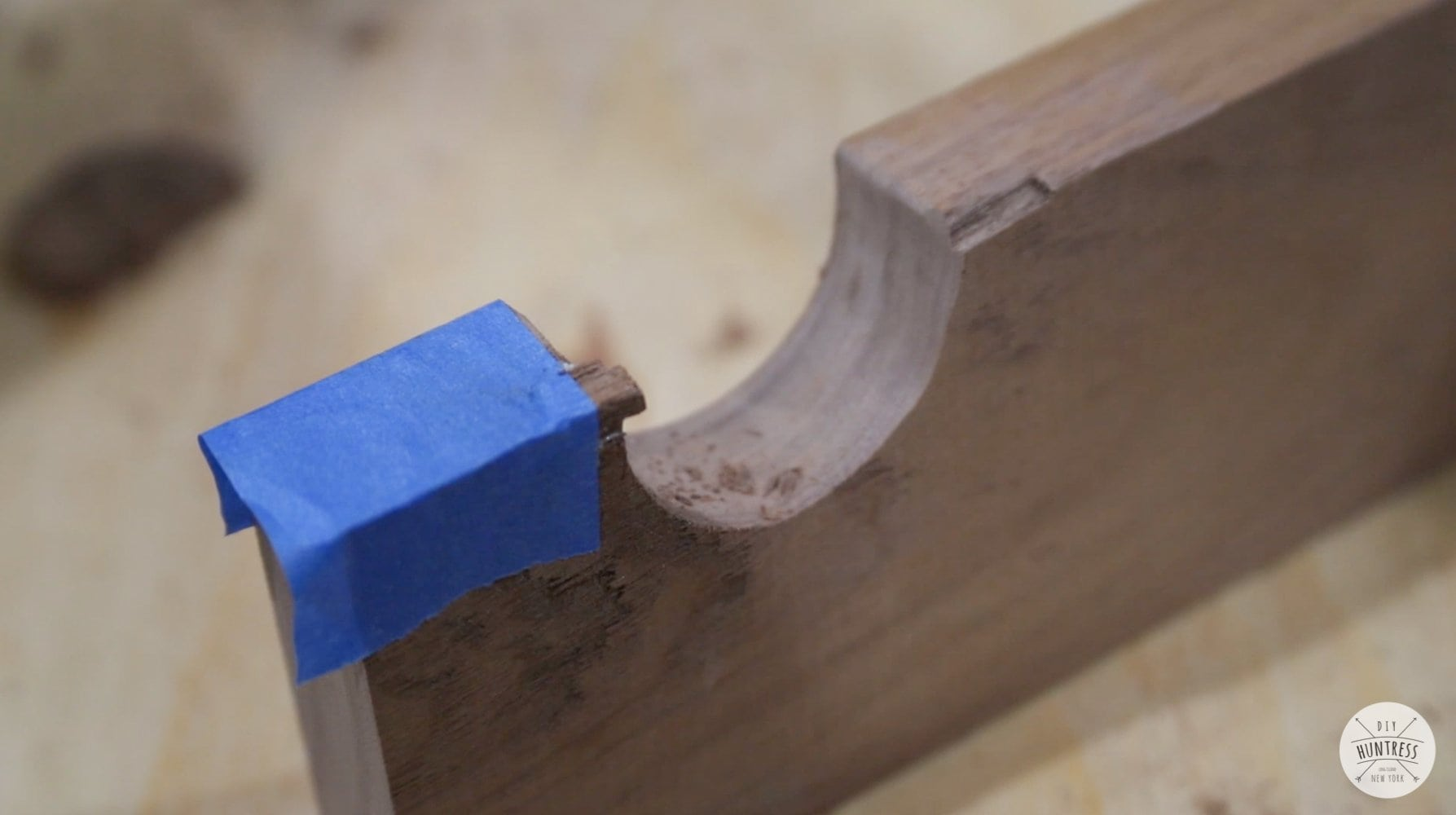 how to fix wood tearout
