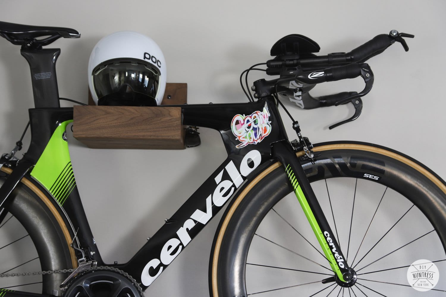 bike wall hanger
