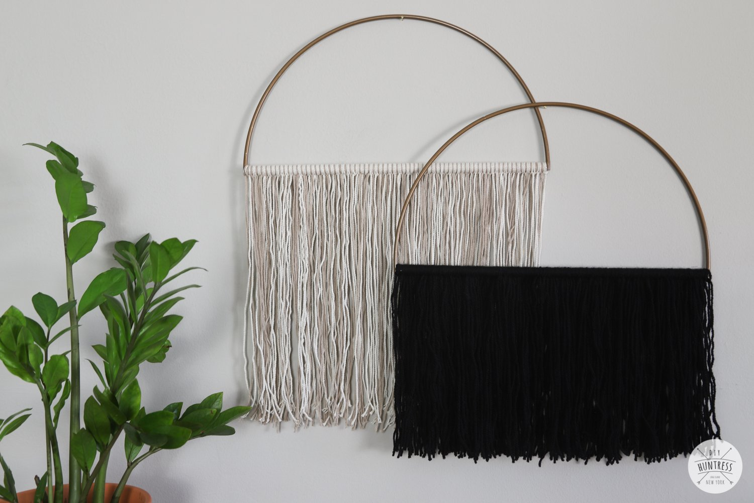 boho string art diy