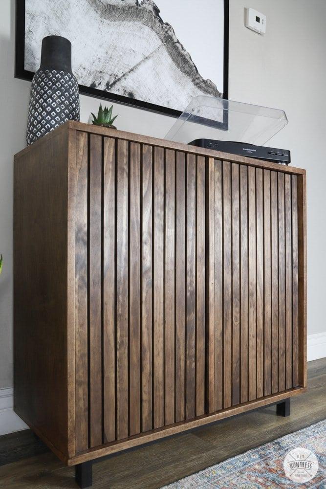 slat wood furniture