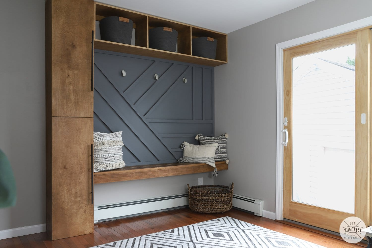 diy entryway storage ideas