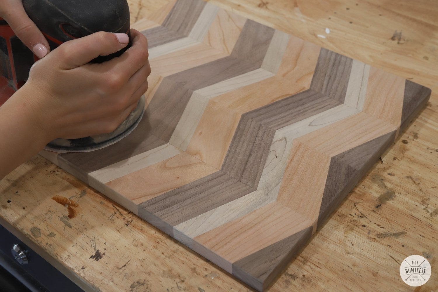 how to finish a cutting board